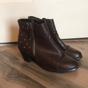 JustFab Ankle Boots!